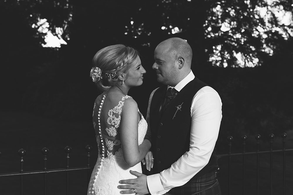 Glenbervie House Wedding