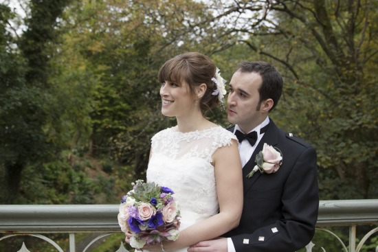 Kilmacolm Wedding - Quarrier's Village