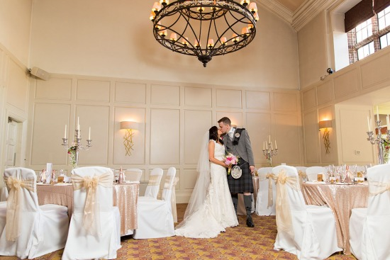 Pauline & Niall's wedding at Western House Hotel, Ayr