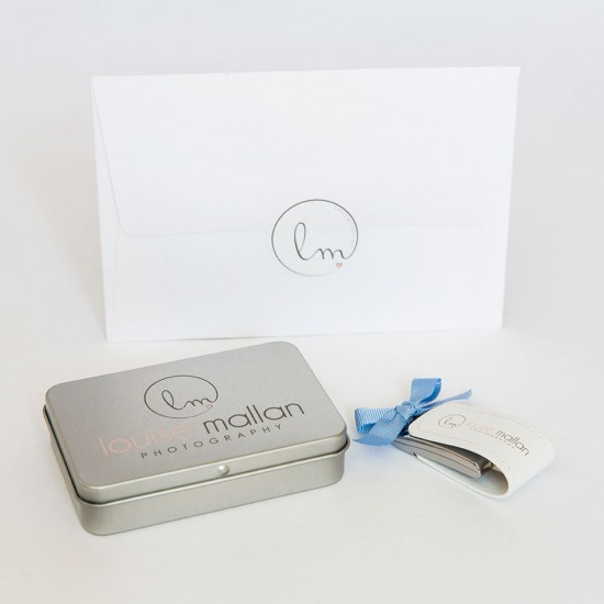 New Digital Package USB Presentation Box