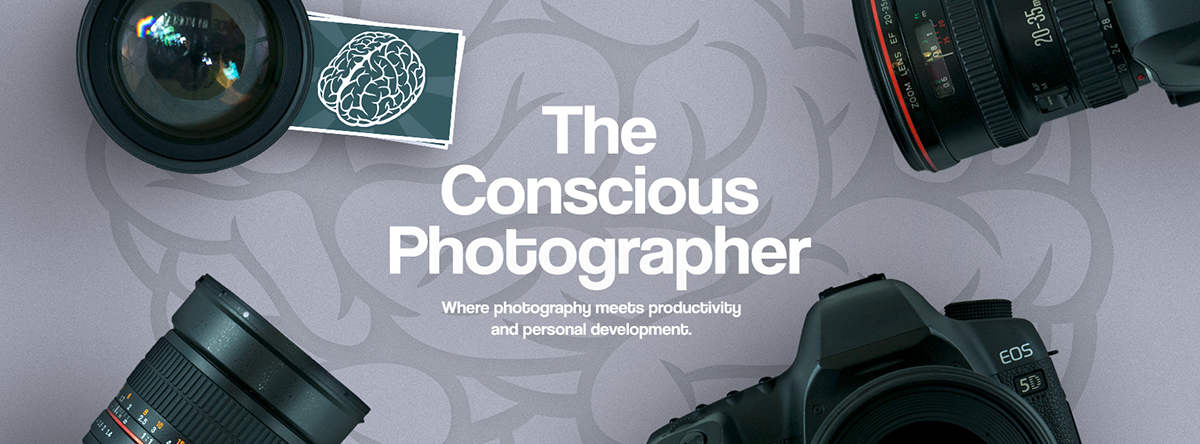 The Conscious Photographer - Martin D Barker